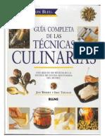 Tecnicas de Cocina