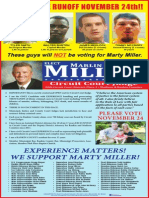 Miller Flyer