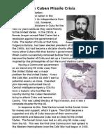 Research Log Cuban Missile Crisis