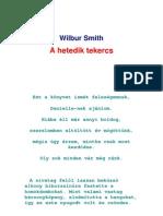 Wilbur Smith - A Hetedik Tekercs