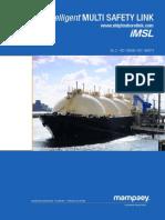 Mampaey Brochure - Intelligent Multi Safety Link (IMSL)