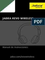 Jabra Revo Wireless Manual ES RevB
