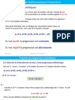 Cours Economie MC1 (Math Financiere)