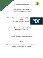 Rene Protocolo de Investigación