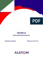 Autosynchroniser - MX3EG1A-