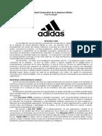 Caso de Liderazgo de Adidas