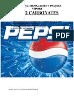 Pepsi - Market Study