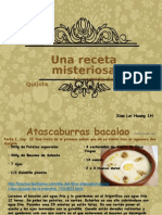la comida de don quijote ppt