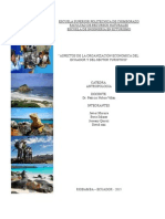 Aspectos de La Organización Económica Ecuador Antropología