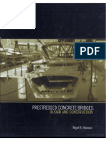 Puentes de concreto pretensado