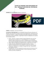 Rivas_Trabajo Aplicativo de Mejora TAM Diplomado en Administración