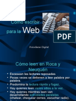 Redactar Para Web