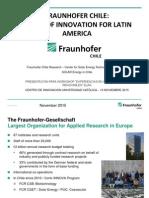 Fraunhofer Chile