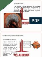 CAVITACION EN BOMBAS DE LODOS.pptx
