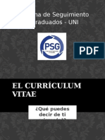 El Currículum Vitae-resumido