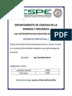 Informe 1 Simulación Característica Lookup VACA, CORELLA