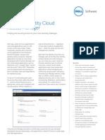 Cloud Access Manager Datasheet 68555