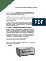Recepcion Tecnica y Administrativa