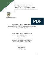 Proyecto de Fuente de Voltaje de 5VDC