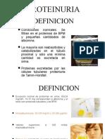 Proteinuria Y SD Nefrótico-Dra. M. PIA