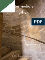 Intermediate Python