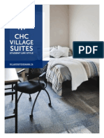 Village Suites Oshawa Official Tenant Handbook