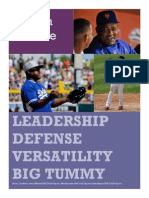The Official Juan Uribe Free Agency Book