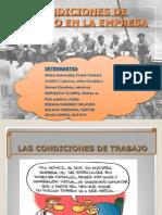 CONDICIONES DE TRABAJO.ppt