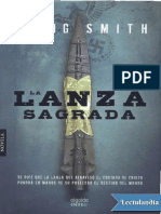 La Lanza Sagrada - Craig Smith