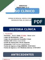 Caso Clinico 11c José Luis Aplasia Medular