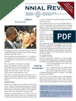 Centennial Review December 2015