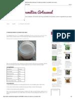 Xänthé Biocosmética Artesanal_ 3 Recetas Para Elaborar Un Protector Solar Casero