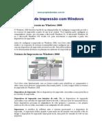 Servidor Impressão Windows