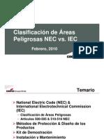 61937958 Clasificacion Areas Peligrosas NEC vs IEC Feb 10 [Sólo Lectura] [Modo de Compatibilidad]