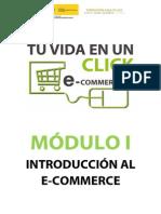 Módulo I - Introducción Al E-commerce