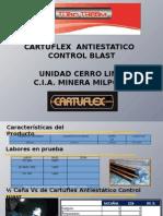Cartuflex Antiestatico Control Blast - Cerro Lindo
