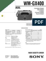 WM-GX400