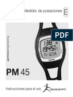 Pulsometro Pm 45