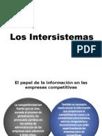 1. Intersistemas