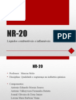 NR-20 (Líquidos inflamáveis e combustíveis)