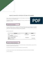 Registro de Operaciones Comerciales en Los Libros de Contabilidad
