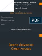 Diseño Sismico de Cimentaciones 1