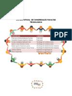 Lista Oficial Congresales Fac. Tecnológica