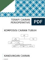 Referat Terapi Cairan PPT