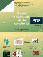 Bases Biologicas de La Conducta Humana (2)