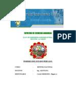 Poderes Del Estado Peruano Monografia