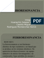 FERRORESONANCIA pptx