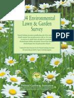 2004 Environmental Lawn & Garden Survey