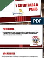 Sesión 28 Disneyland y su entrada a Paris