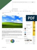 Olhar Digital_ Mesmo Abandonado, Windows XP Cresce